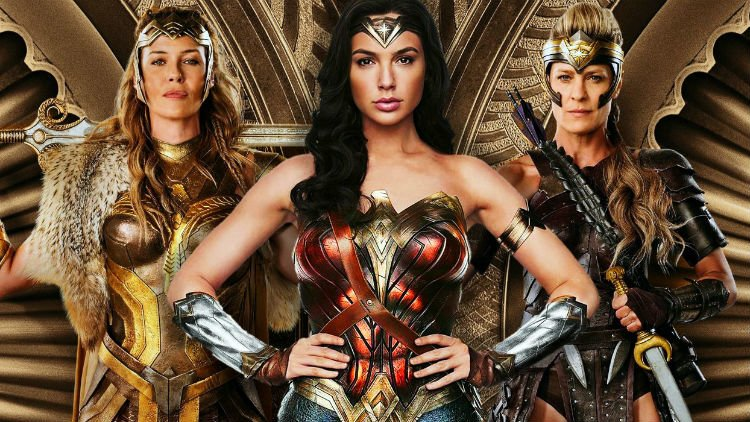 Patty Jenkins Teases Plans For 'Wonder Woman 3' And The Amazons Spinoff