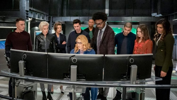 Arrow cast series finale