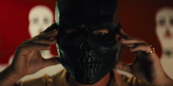 Ewan McGregor as Black Mask