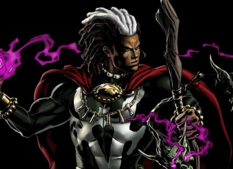 RUMOR MILL: 'Doctor Strange In The Multiverse Of Madness' May Introduce Brother Voodoo