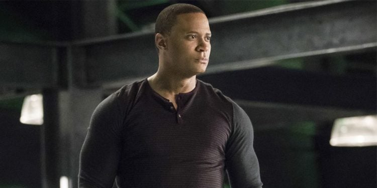 Dave Ramsey as John Diggle in Arrow