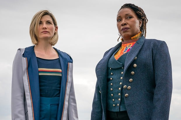 Doctor Who: The 13th Doctor and the Ruth Doctor