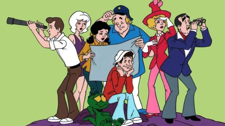 Super Saturday: 'Gilligan's Planet' (1982)