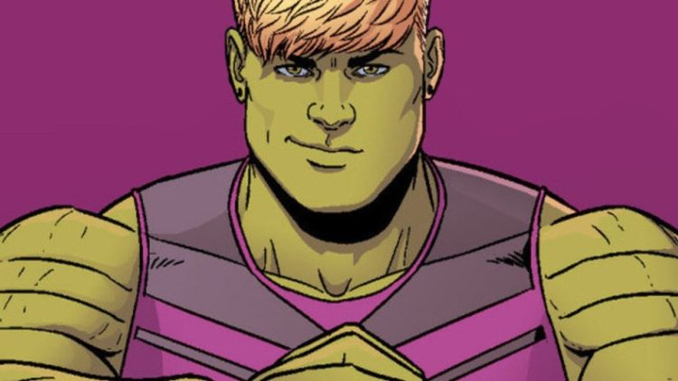 WandaVision Is RUMORED To Be Introducing Hulkling