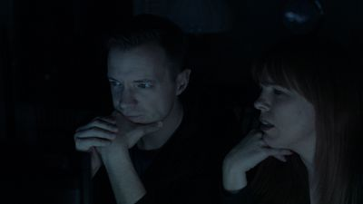 Amy Bruni and Adam Berry from Kindred Spirits