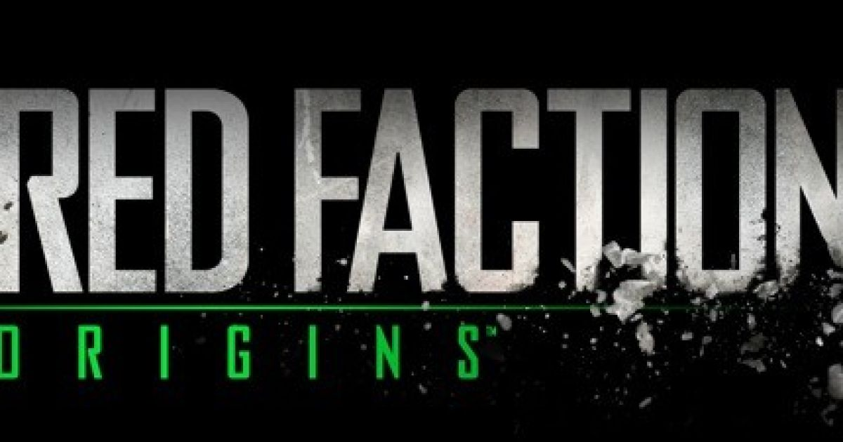 Red Faction: Origins logo