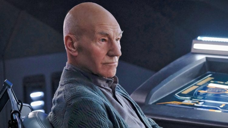 Star Trek: Picard : Patrick Stewart as Picard