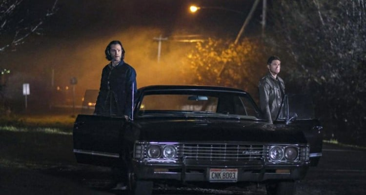 Supernatural The Heroes Journey