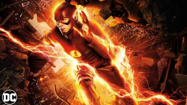 The Flash in Crisis On Infinite Earths