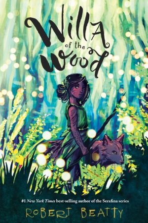 Willa of the Wood book cover
