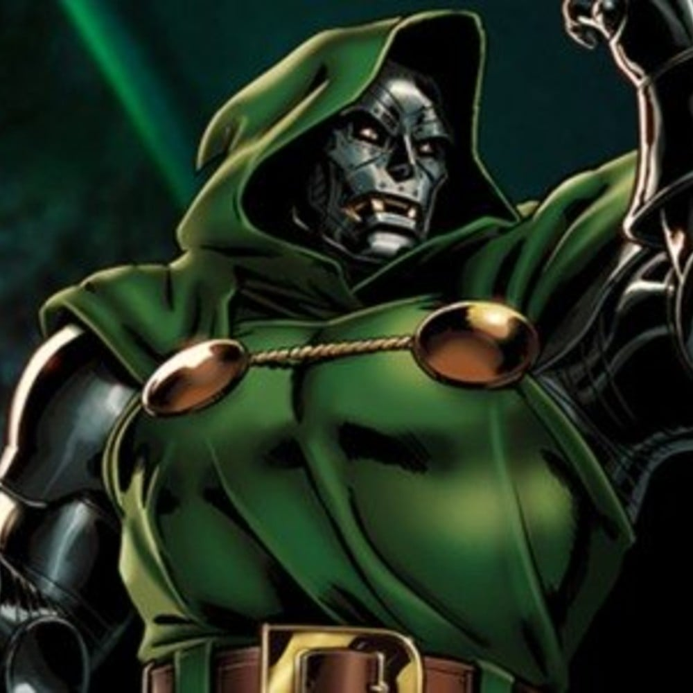 doctor doom - slider image