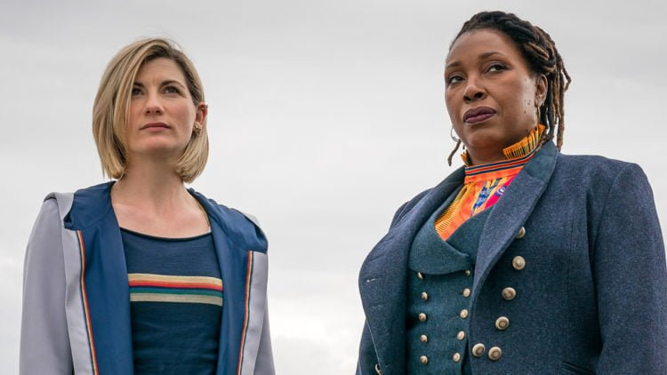 Doctor Who : The 13th Doctor and the Ruth Doctor
