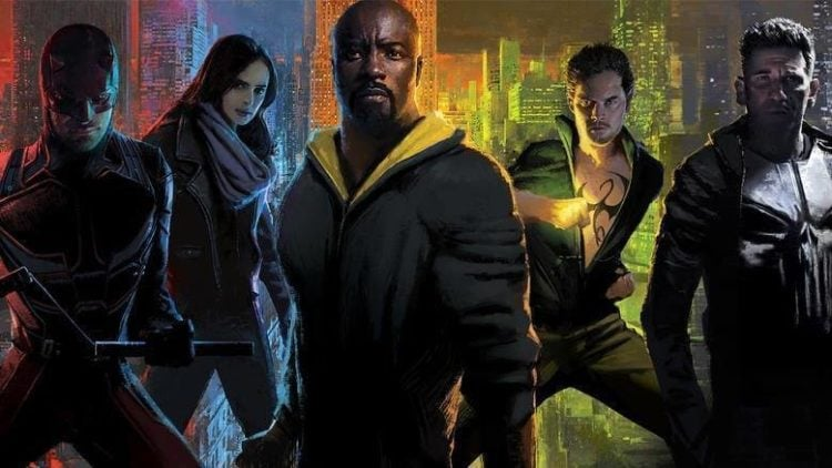 Marvel / Netflix The Defenders