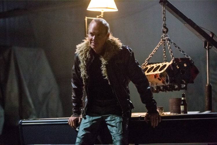 Michael Keaton appears in Morbius in what looks like the same role he played in Spider-Man: Far From Home