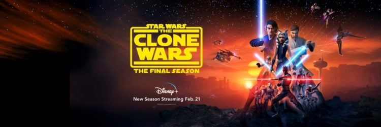 Star Wars: The Clone Wars title image