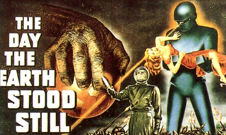 Throwback Thursday The Day The Earth Stood Still 1951