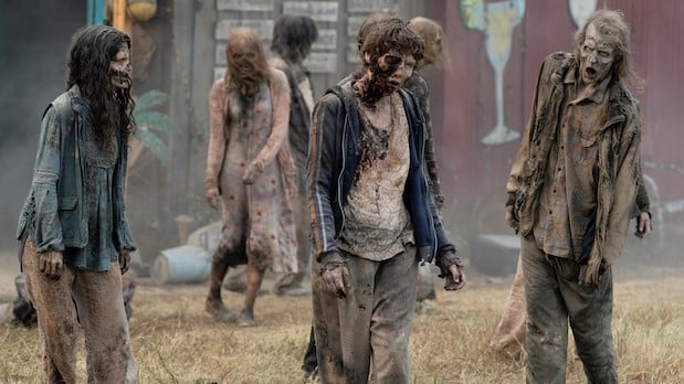 The Walking Dead: The World Beyond screen shot