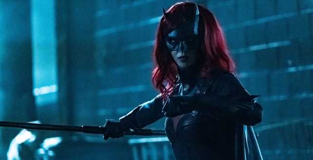 Batwoman episode take your choice