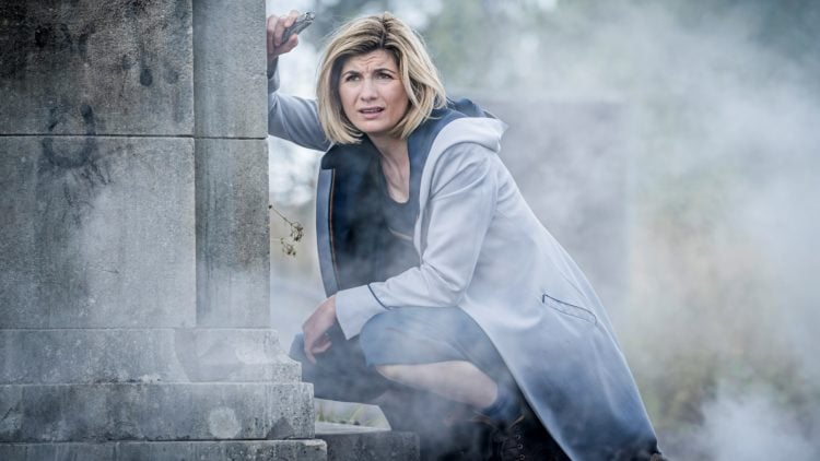 Doctor Who: Jodie Whittaker as the Doctor