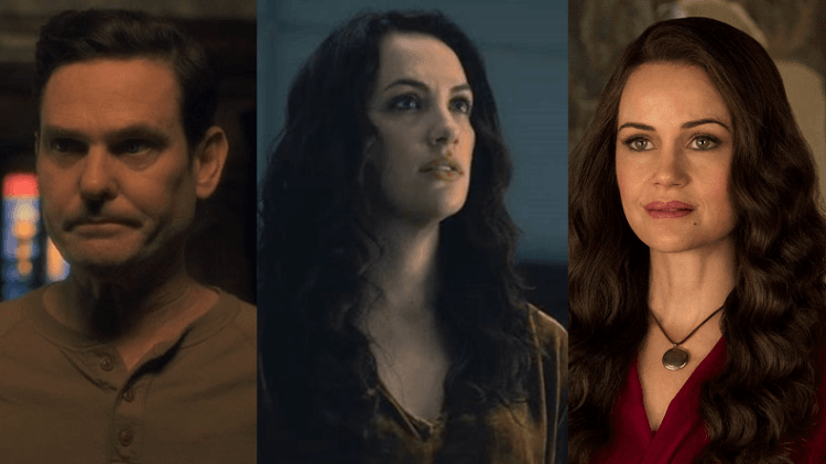 Haunting Of Hill House Creator And Cast Members Reunite For Midnight Mass