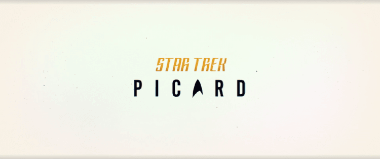 Final Frontier Friday: Star Trek Picard title image