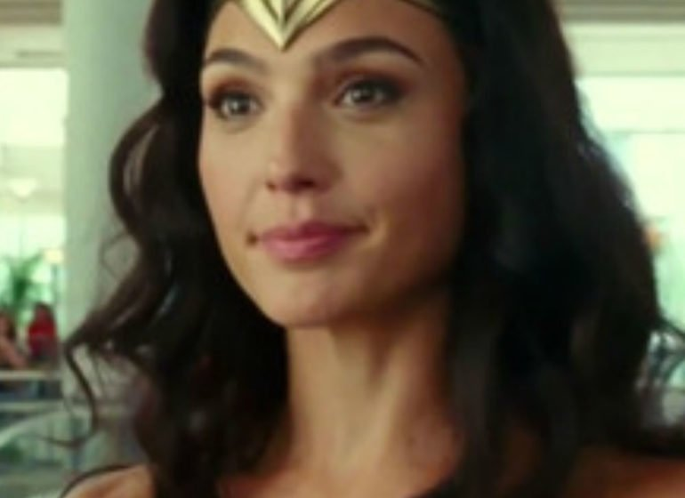 Wonder Woman Tide commercial slider image