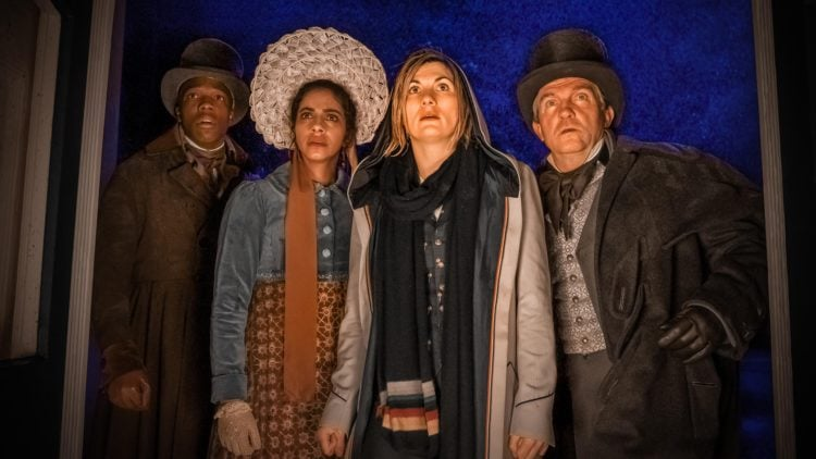 Doctor Who : The 13th Doctor and her companions