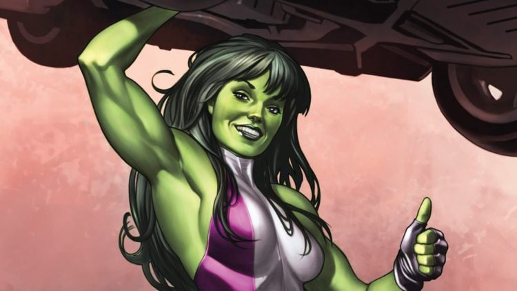 She-Hulk comic series