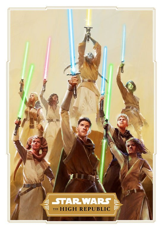 Star Wars: The High Republic poster