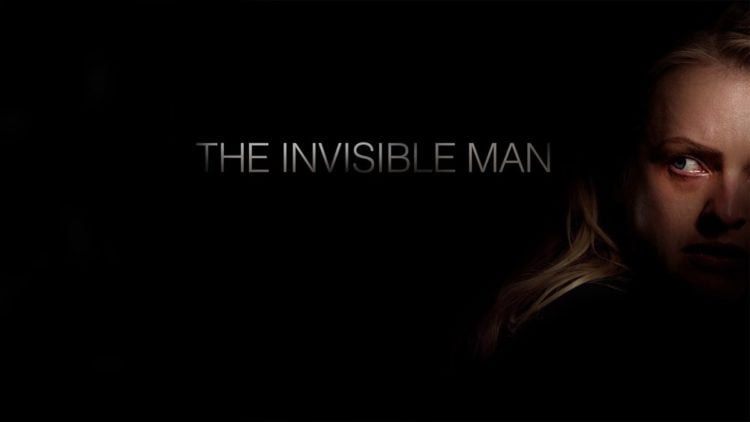 the invisible man one sheet