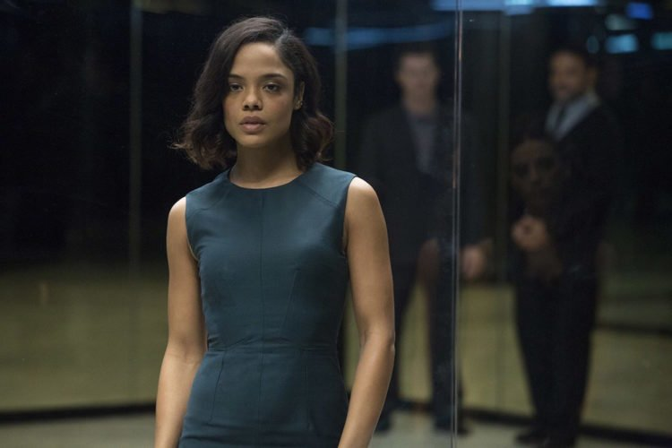 Tessa Thompson in Westworld
