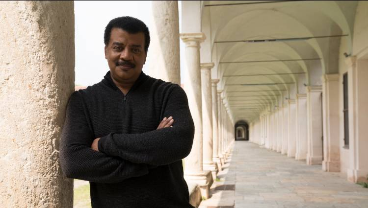 Neil deGrasse Tyson Cosmos Possible Worlds 1