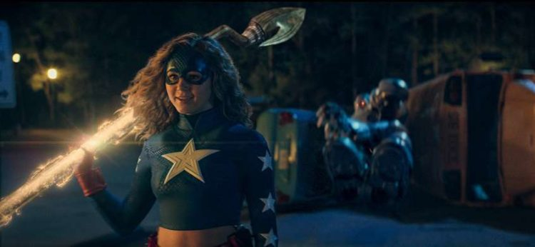 Stargirl trailer screenshot