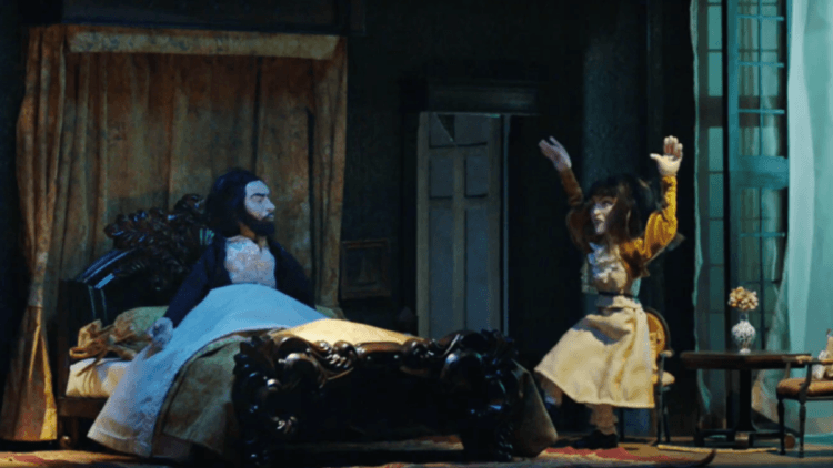 What We Do In The Shadows S2 trailer screenshot