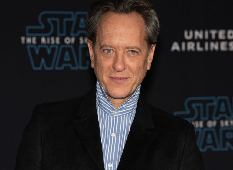 Richard E. Grant slider image
