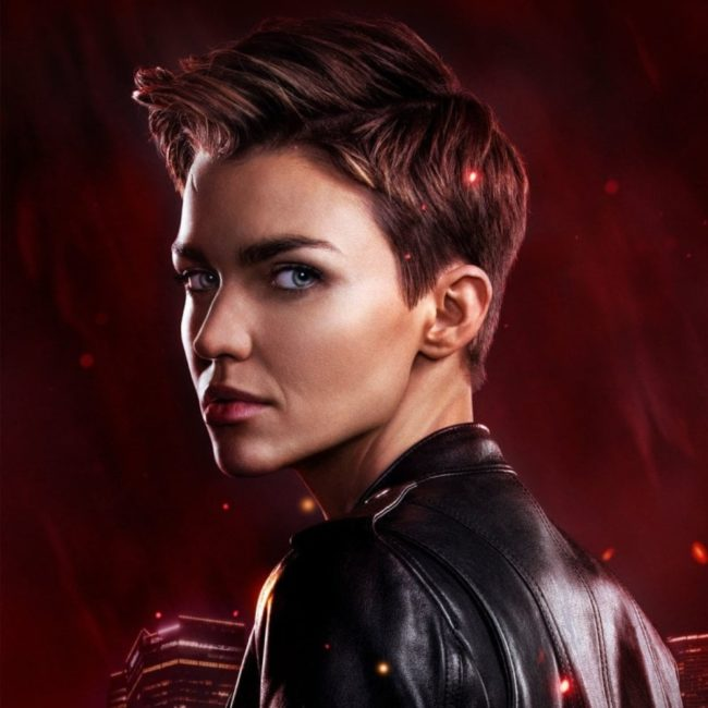 Batwoman Ruby Rose slider image