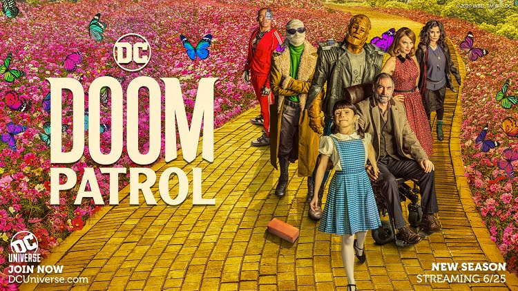 Doom Patrol S2 Will Be One Episode Short Due To Covid 19