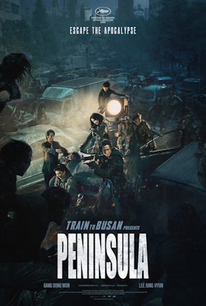 Train to Peninsula movie poster